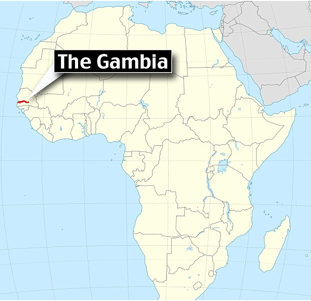 The Gambia, President